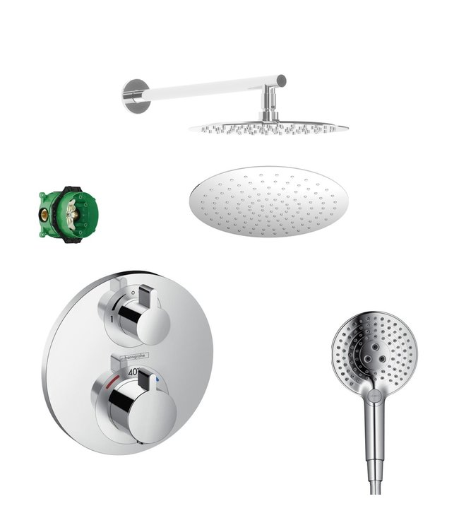 hansgrohe Ecostat S Shower set