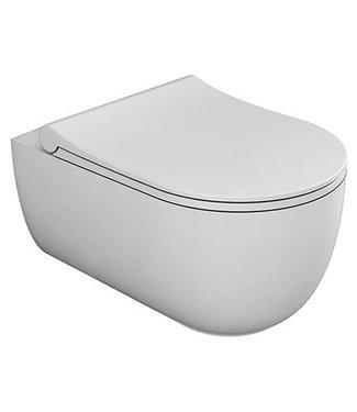 Sanitear ION hangtoilet mat wit