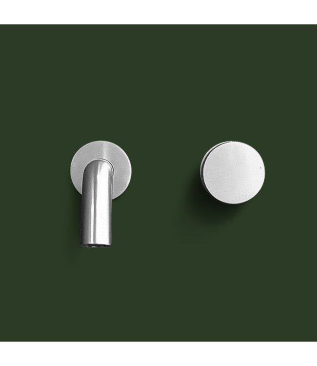 Como toiletkraan inbouw Mood60 geborsteld nikkel