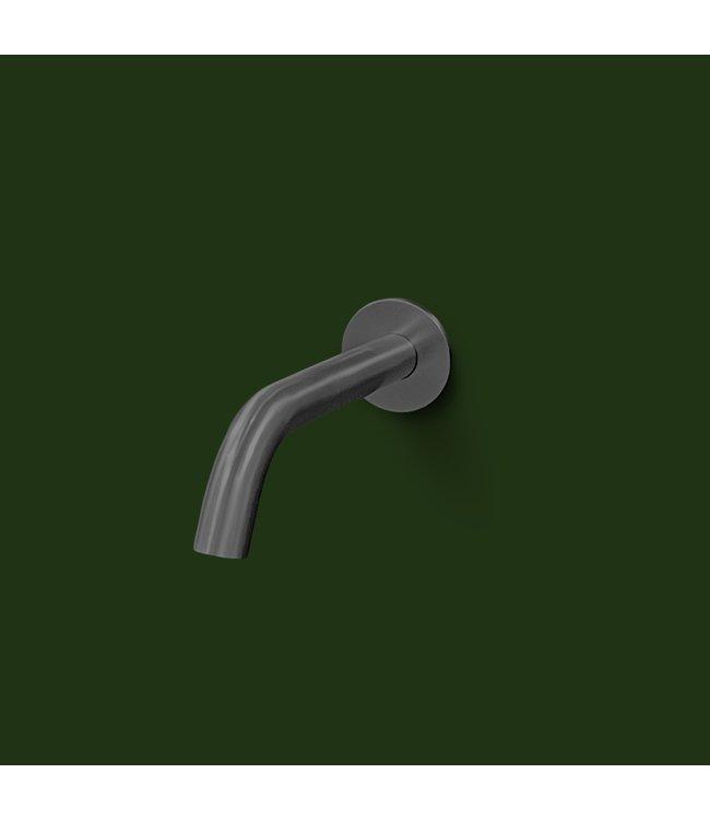 Como Kraan uitloop gunmetal PVD 21 cm met waterbesparende  functie