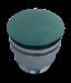 Silky Click waste concrete mint