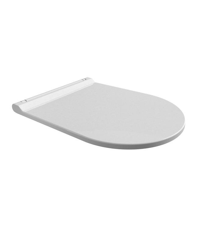 Sanitear ION antibacterieel toiletbril softclose matv wit