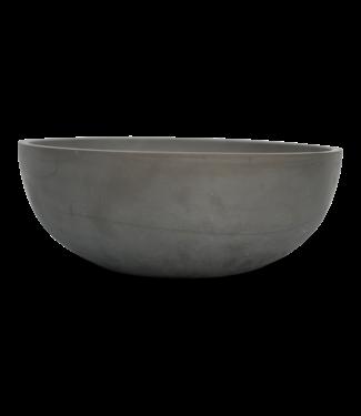 Silky Waskom concrete antraciet 40x40x15 cm
