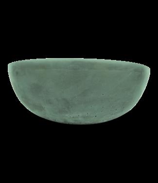 Silky Waskom concrete groen 40x40x15 cm