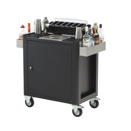 Cocktail  Serve-trolley