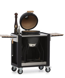Barbecue Serve-trolley