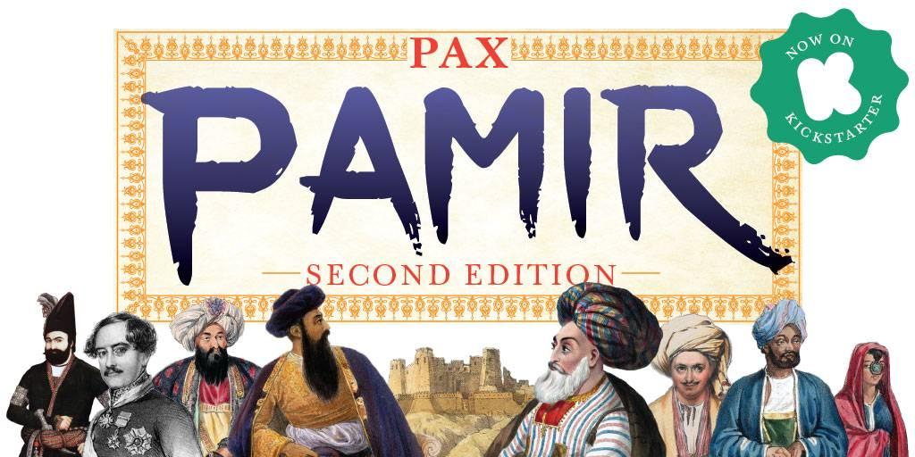 Pax Pamir on Kickstarter