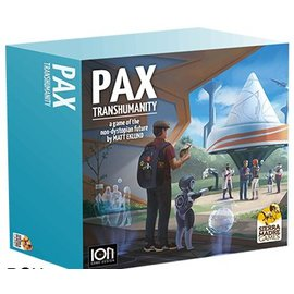 Pax Transhumanity PRE-ORDER