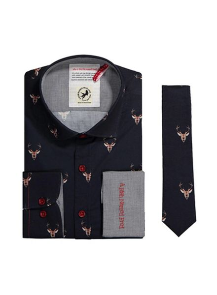 A Fish Named Fred 74.008 Navy deers