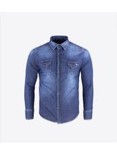 Gabbiano 33803 Overhemd – Denim