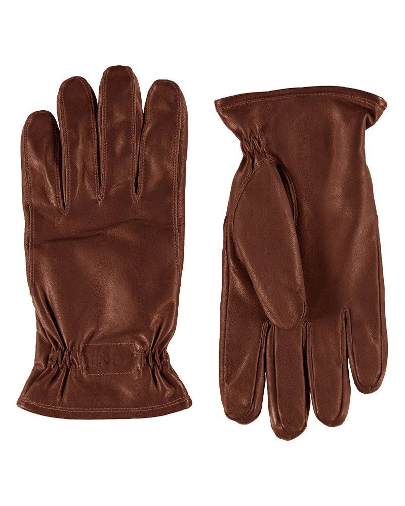 Donders 92009-896-32 lerenhandschoenen bruin