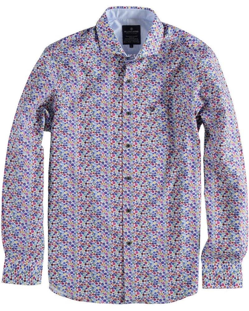 Fellows 01.6515.165 Shirt Coloured
