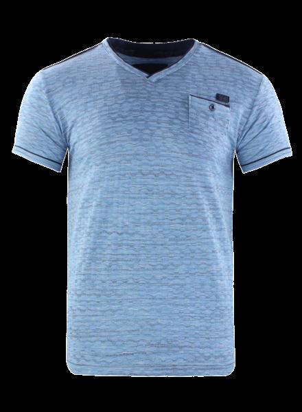 Gabbiano 15184 (Blue) v-hals