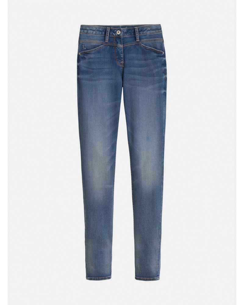 Sandwich 24001616-40101Medium Blue Denim