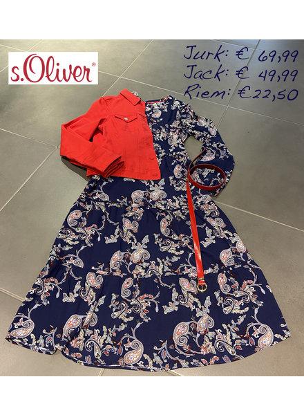 S'Oliver (dames) 14.003.81.5975.58B1