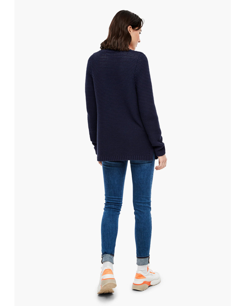 S'Oliver (dames) 14.002.64.2484.5959 (blauw)