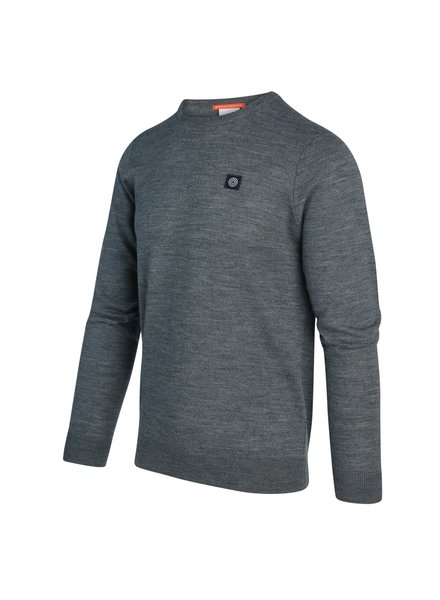Blue Industry KBIW20-M20 Blue Industry Pullover Antraciet