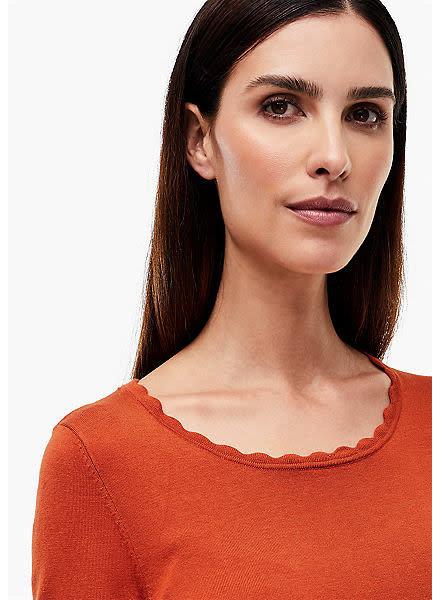 S'Oliver (dames) 11.008.61.8090 (oranje)