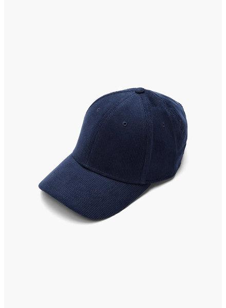 S'Oliver (heren) 97.009.92.7527 (Pet blauw rib)