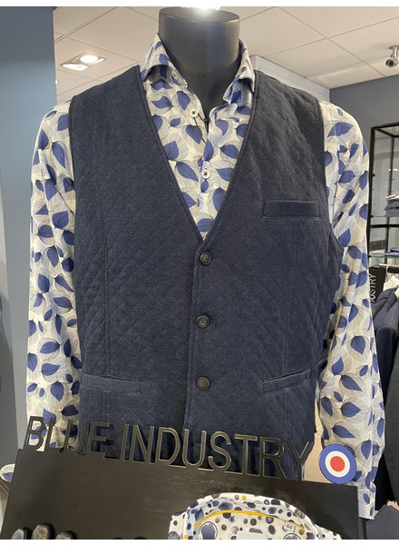 Blue Industry GBIW20-M4 Navy Gilet