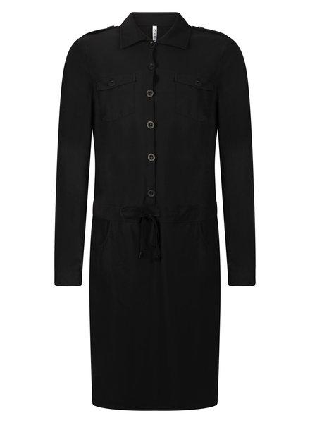 ZOSO 211 Moniek Travel dress (0000 black)
