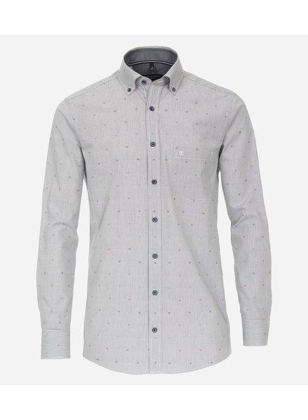 Casamoda 413634200-100 overhemd klein werkje