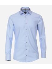 Venti 113644700-101 shirt licht blauw