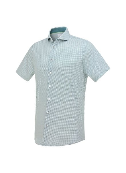Blue Industry 1267.11 green shirt km