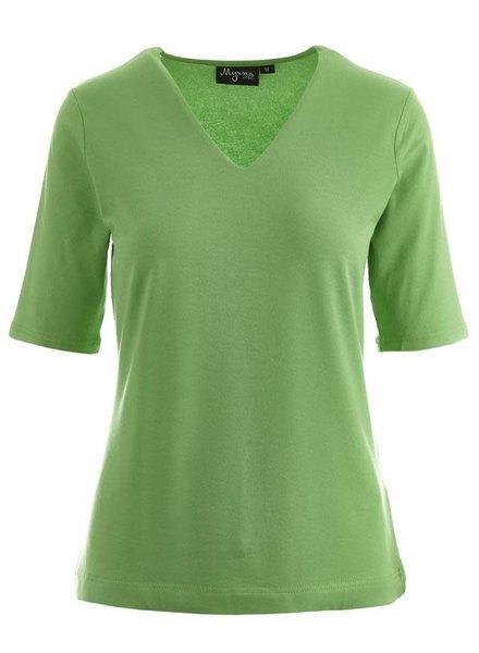 Myrna by NED MYR21S1-BA07 200 groen Janna Uni tricot