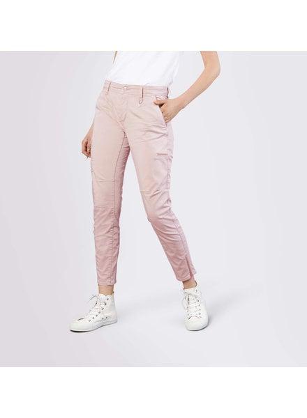 Mac (dames) 2377-0430L-410V Rich rose Cargo cotton