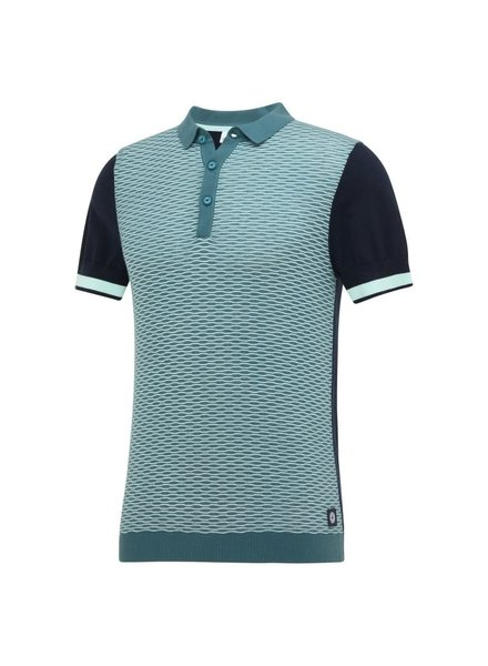 Blue Industry KBIS21-M23 Blue Industry Polo