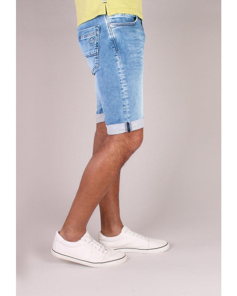 Gabbiano 82727-915 Bleach jeans bermuda