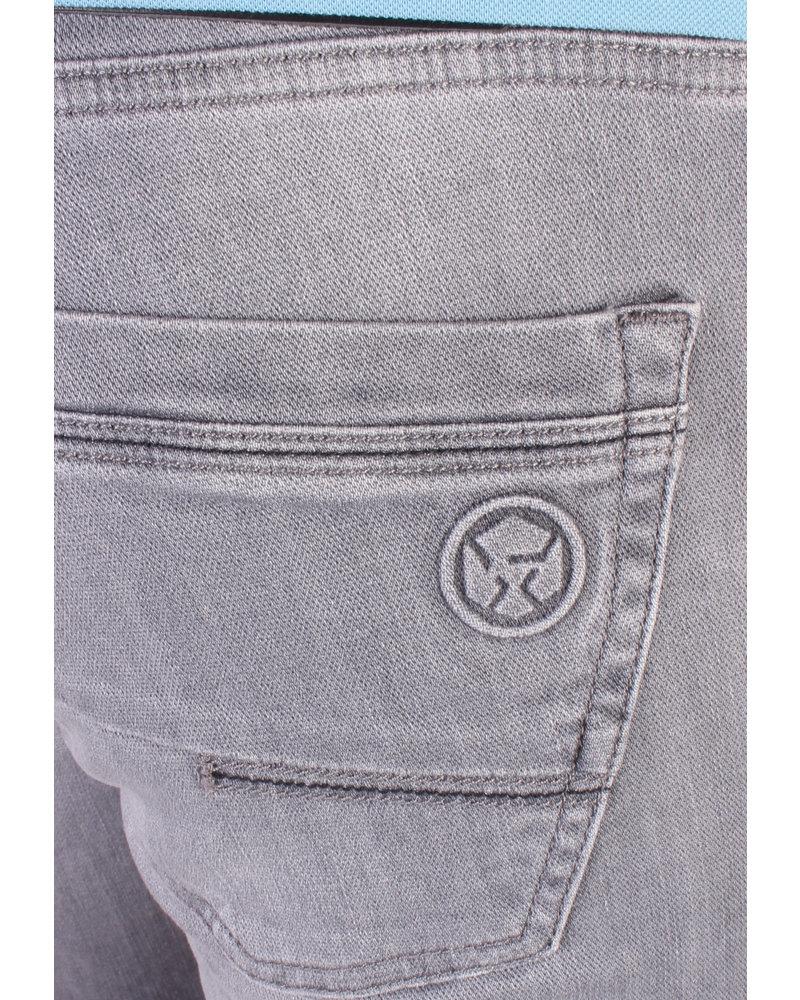 Gabbiano 82726-931 Grey jeans bermuda
