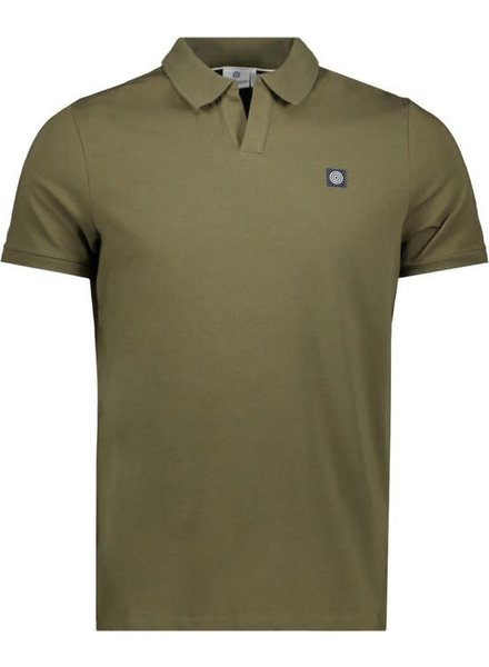Blue Industry KBIS21-M38 Blue Industry Polo green