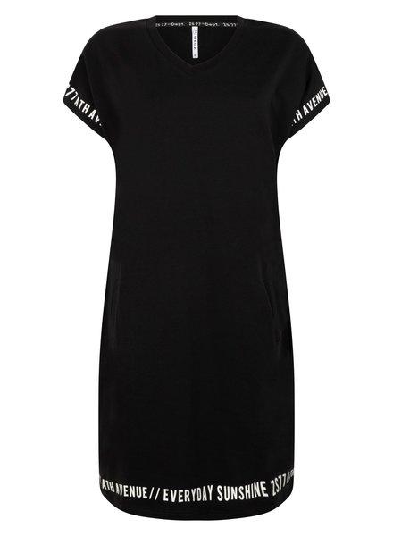 ZOSO 214 Vera 0000/0016 black/white sporty dress print