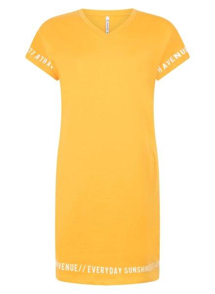 ZOSO 214 Vera 0250/0016 summergold/white sporty dress print