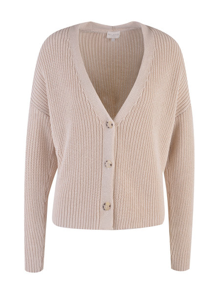 Milano 13-5208-9529-8 Cardigan with oversized shoulders: natur