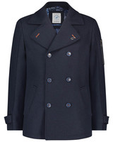 A Fish Named Fred 23.02.163 coat navy