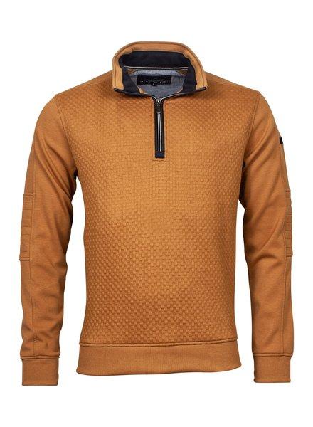 Baileys / Giordano 123130-106 Sweatshirt Zip  Okker