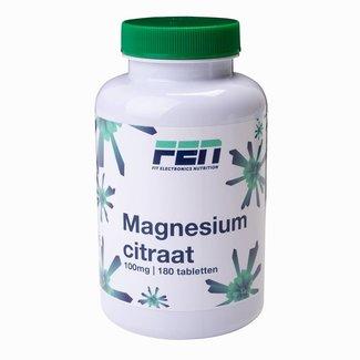 Magnesium Citraat - 180 capsules