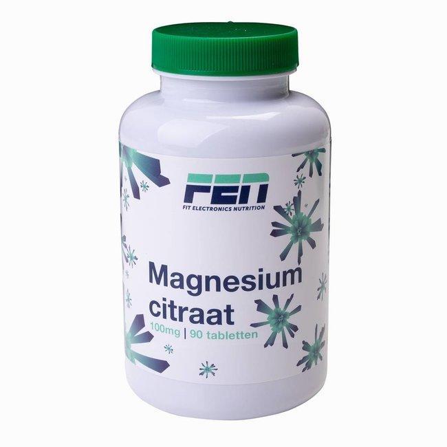 Fen Fen - Magnesium Citraat - 90 capsules