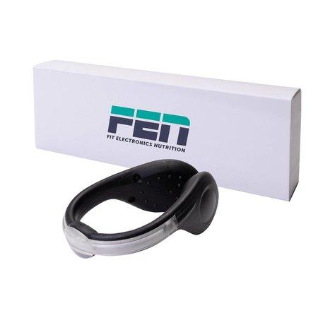 Fen Fen hardloop LED veiligheidsverlichting - schoen - 2 stuks