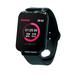 Fen activity tracker - Hartslagmeter – bloeddrukmeter – Vermoeidheidsmeter - V57 - zwart