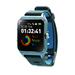 Fen GPS Smart Watch – Hartslagmeter -Slaaptracker – Vermoeidheidmeter - Waterbestendig – Hardlopen – Kleurenscherm
