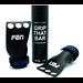 Fen Crossfit Carbon grips –  Geschikt voor CrossFit, Fitness, Gymnastics & Turnen – Zwart- Maat  L