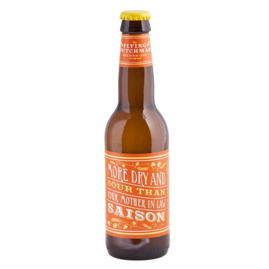 Flying Dutchman More Dry And Sour Than Your Mother In Law Saison