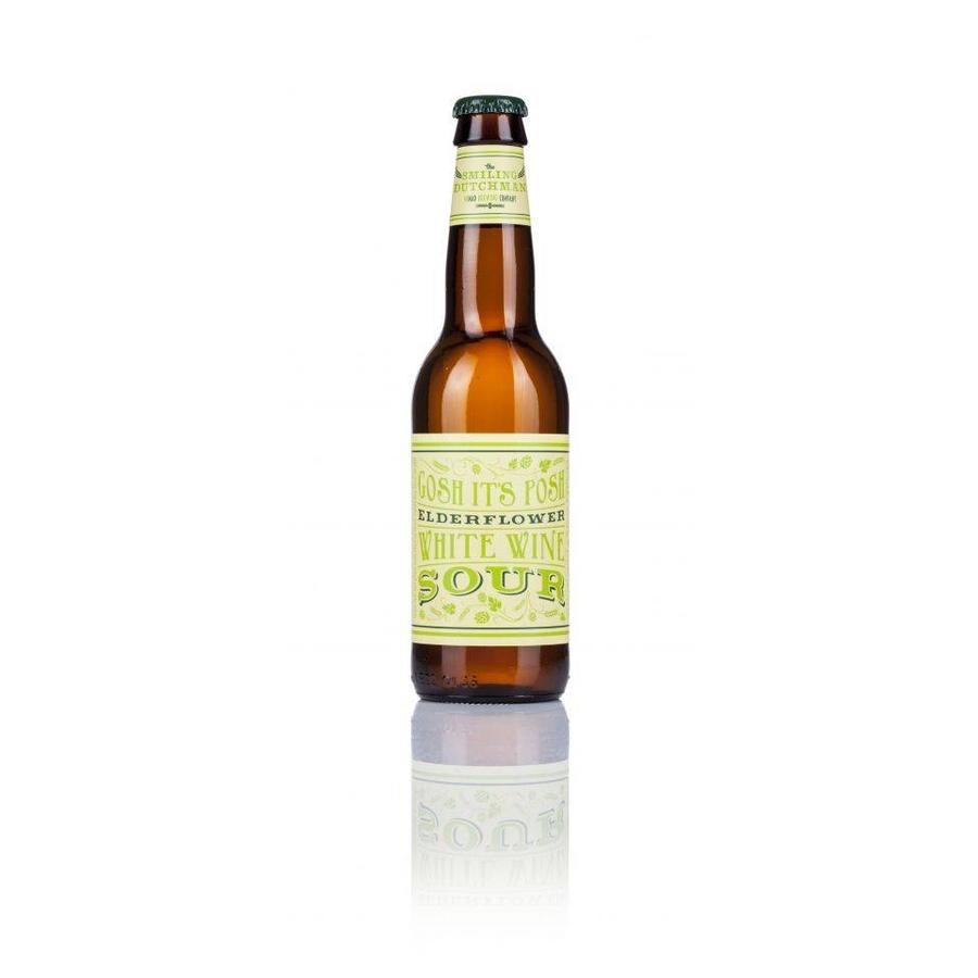 Flying Dutchman Gosh It'S Posh Elderflower White Wine Sour