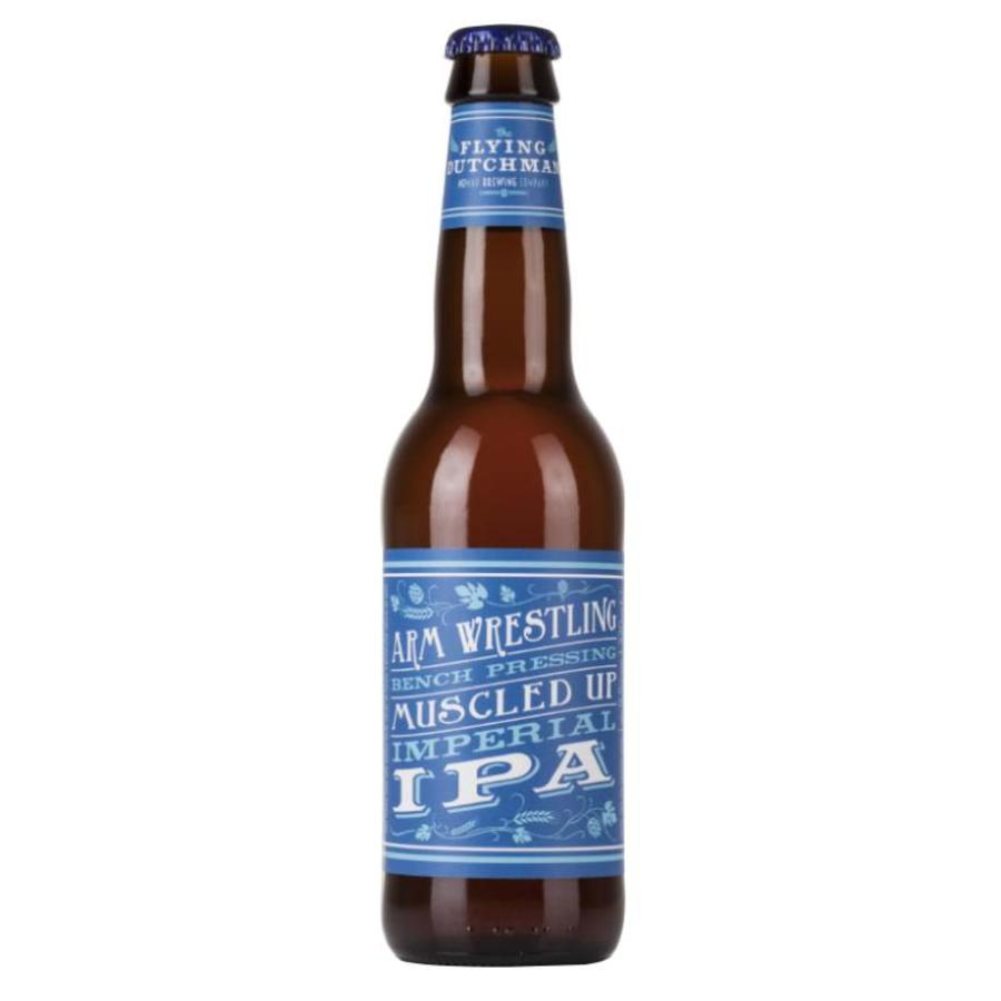 Flying Dutchman Arm Wrestling Bench Pressing Muscled Up Imperial IPA
