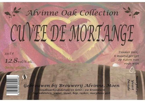 Alvinne Cuvee De Mortagne