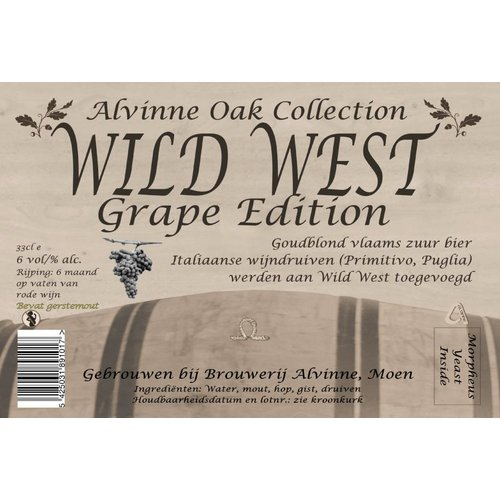 Alvinne Wild West Grape Edition